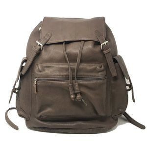 Ellington Leather Goods Brown Buttery Soft Leather
